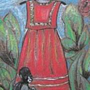 Frida Homage II Poster