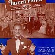 Friendly Tavern Polka Poster