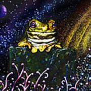 Frog  King Poster