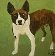 Frog The Dog Poster
