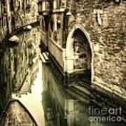 Front Door In Venice Poster