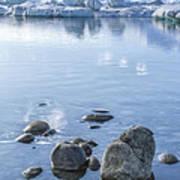 Frozen Serenity Poster