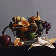 Fruit Bowl No.2 Poster