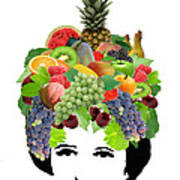 Fruit Lady Poster
