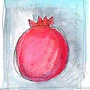 Fruitful Beginning Poster by Linda Woods