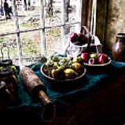 Fruits Of Harvest Poster