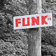 Funk Road Poster