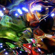Funshway Light Poster by Terril Heilman