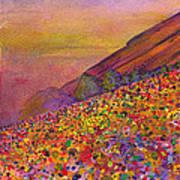 Furthur At Redrocks 2011 Poster