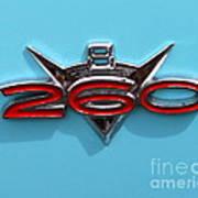 Futura Emblem Poster