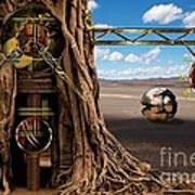 Gagilus Time Dream Poster by Franziskus Pfleghart