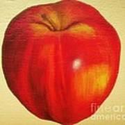 Gala Apple Poster
