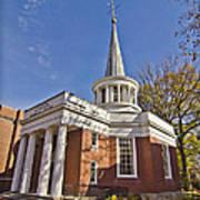 Galbreath Chapel Poster