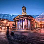 Gallery Of Modern Art Glasgow Scotland Poster