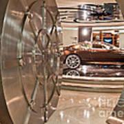 The Vault - Aston Martin Poster