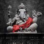 Ganesha V.1 Poster
