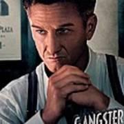 Gangster Squad Penn Poster