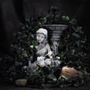 Garden Maiden Poster