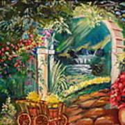 Garden Of Serenity Beyond Poster