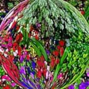 Garden Orb Poster