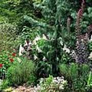 Garden Spread Poster