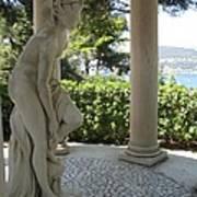 Garden Statue I Poster