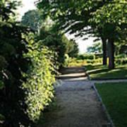 Garden Stroll Poster