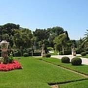 Garden Villa Ephrussi Poster