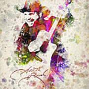 Garth Brooks Poster