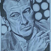 Gary Cooper Poster