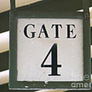 Gate #4 Poster