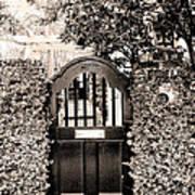 Gate 69 Charleston Sc Poster