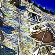 Gaudi - Casa Batllo Exterior Poster