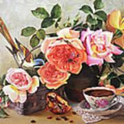 Generous Blooming Poster