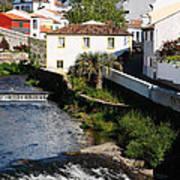Gentle Stream Of Water Poster