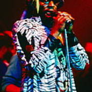 George Clinton Poster