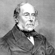George Villers (1800-1870) Poster