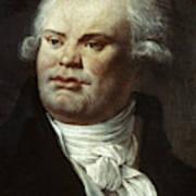 Georges-jacques Danton (1759-1794) Poster