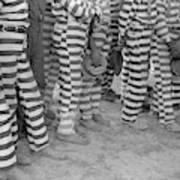 Georgia Prisoners, 1941 Poster