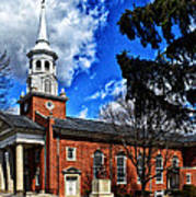 Gettysburg Lutheran Seminary Chapel Poster