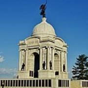 Gettysburg - Pennsylvania Memorial Poster