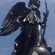 Gettysburg's Guardian Angel Poster