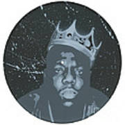 Ghost Of Biggie Poster