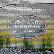 Ghost Sign Poster