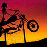 Ghostrider Poster