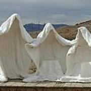 Ghosts Of Rhyolite B Poster