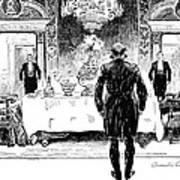 Gibson: Lucky Rich, 1896 Poster