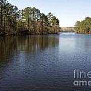 Gibson Pond Poster