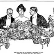 Gibson: Retirement, 1900 Poster