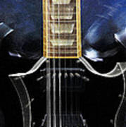 Gibson Sg Standard Zoom Poster
